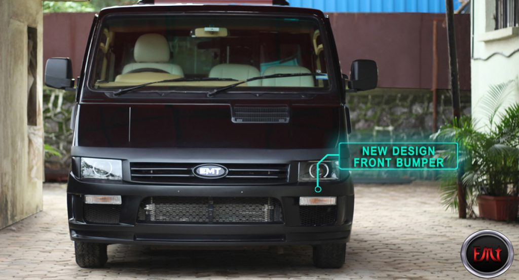 Tata Winger Front