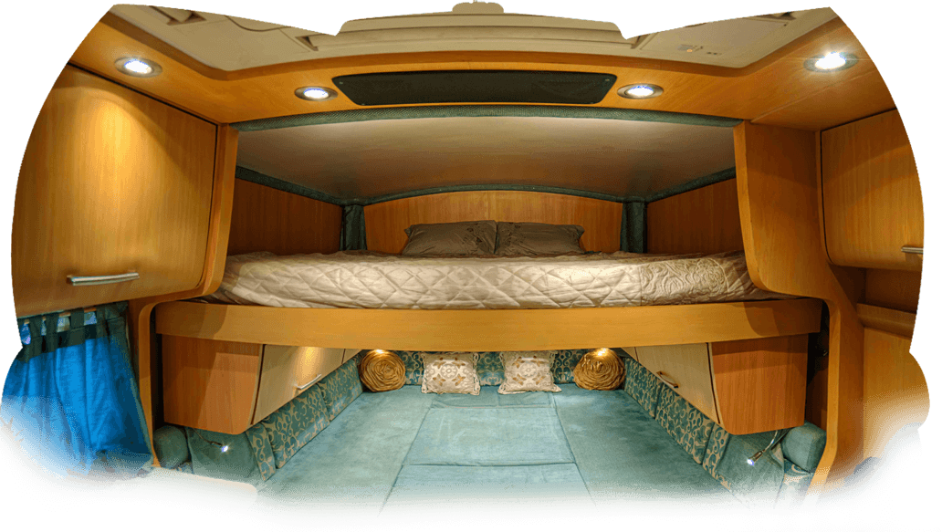 Motor Home Bed no 2